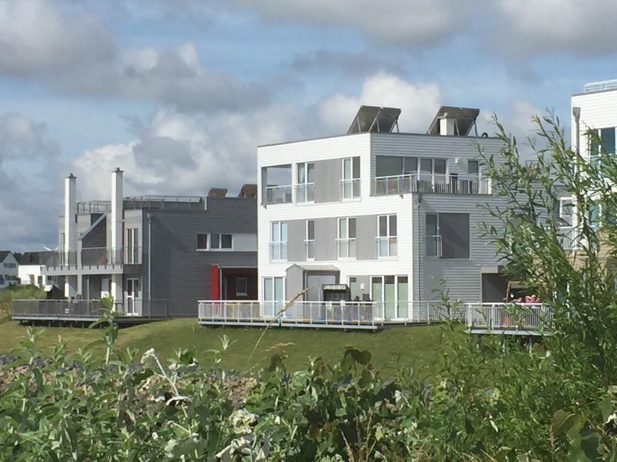 Doppelhaushälfte/ Ferienhaus LOOTSEN HUS im OstseeResort Olpenitz/ Kappeln