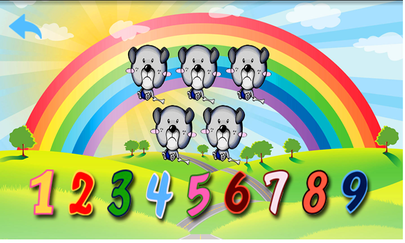 Learn Math For Kids- screenshot
