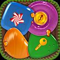 Sugar Drops - Match 3 puzzle icon