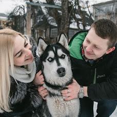 Wedding photographer Dmitriy Gusalov (dimagusalov). Photo of 08.02.2017