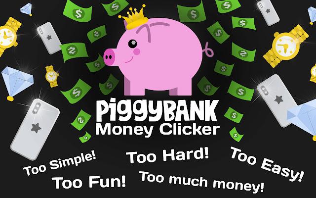 PiggyBank Money Clicker - Idle Game