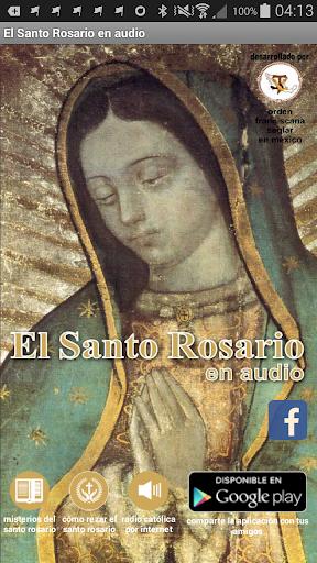 El Santo Rosario en audio