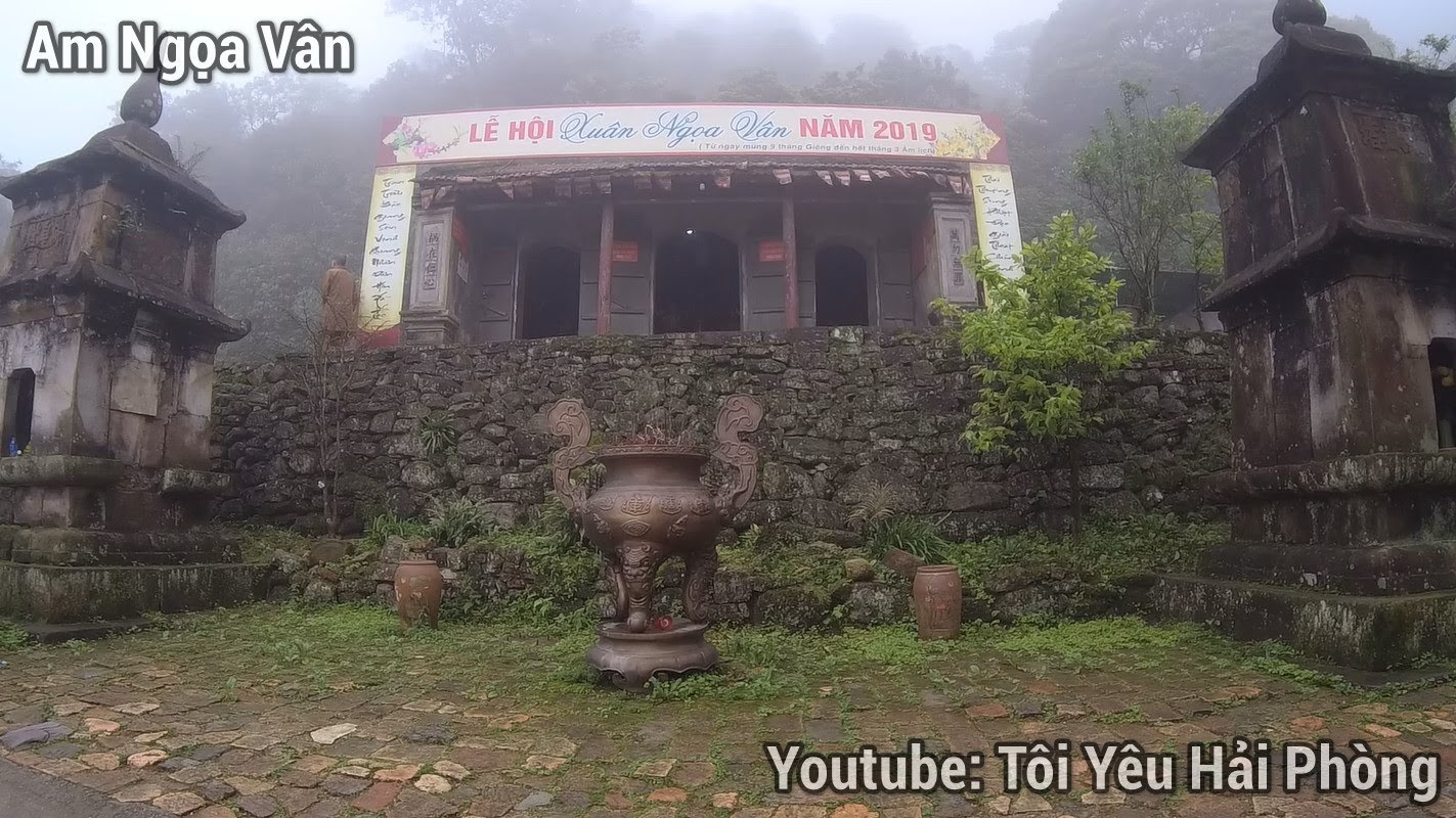 Đây là Lý do Đức Vua Hóa Phật tại Am Ngọa Vân ở Quảng Ninh 4
