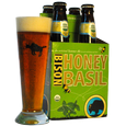 Logo of Bison Organic Honey Basil