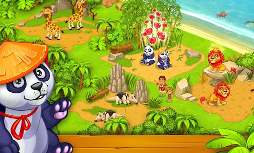 Farm Island Mod Apk [Unlimited Money] 6