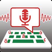 Portuguese Voice Keyboard – Speak to Type