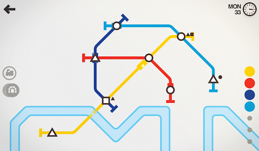 Mini Metro- screenshot thumbnail