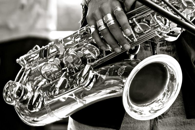 saxofono di Ltz/rivadestra