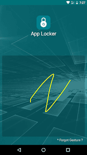 App Locker- screenshot thumbnail