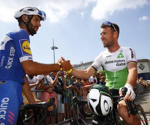 """Mark Cavendish gaat door het vuur voor Belgische ploegmaat: """"Als iemand hem iets zou aandoen, ik zou hem meteen bijten"""""""