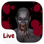 Zombie Live Keyboard Theme