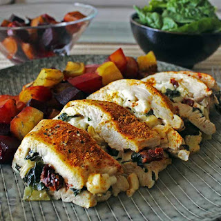Stuffed Chicken Breast.