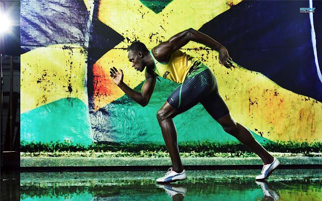 Usain Bolt Themes & New Tab