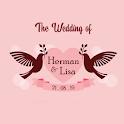 Herman & Lisa Wedding icon