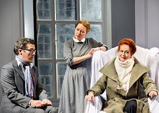 Photo: Wien/  Theater in der Josefstadt: AM ZIEL von Thomas Bernhard. Premiere am 12.3.2015. Christian Nickel, Therese Lohner, Andrea Jonasson. Foto: Barbara Zeininger.