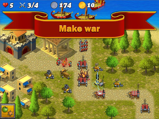 Roman Wars 2: Tower Defense 1.0.16 de.gamequotes.net 1