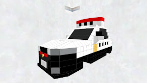 210系クラウンパトカー(仮) 昇降機