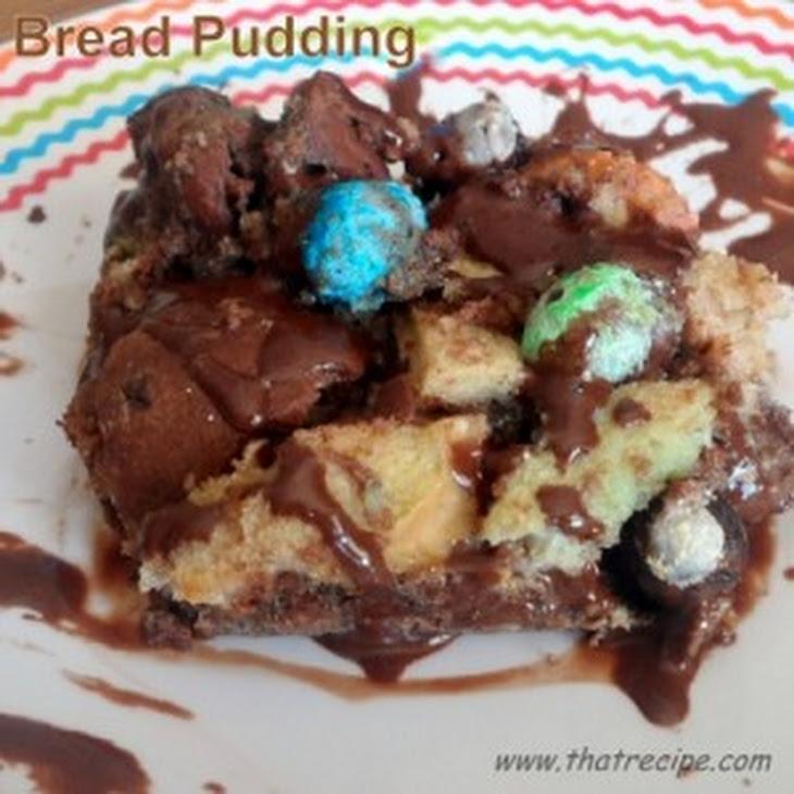 Bread Pudding Recipe | Yummly