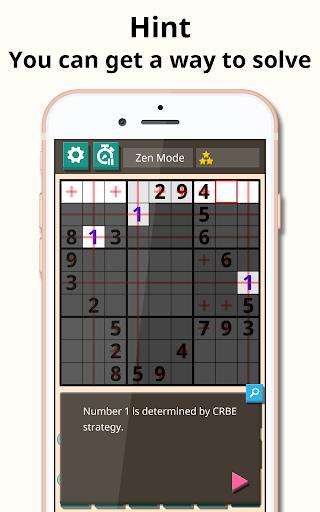 Sudoku classic 1.2.516 screenshots 7