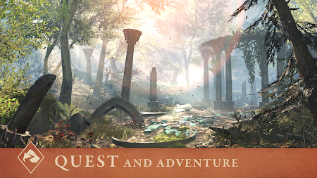 The Elder Scrolls: Blades APK screenshot thumbnail 1