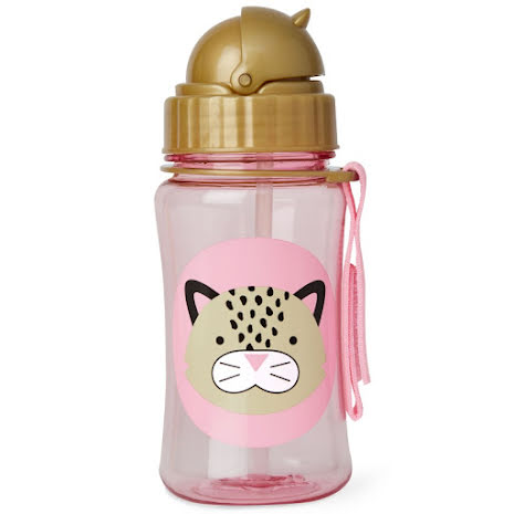 Skip Hop Zoo Flaska, Leopard