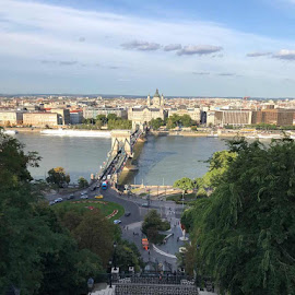 BUDAPEST by Pal Mori - City,  Street & Park  Neighborhoods
