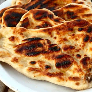 Grilled Naan.