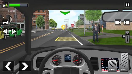 City Taxi Driving: Fun 3D Car Driver Simulator 1.2 screenshots 7