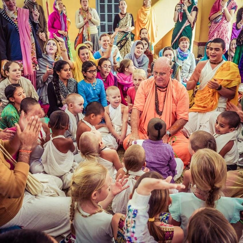 Indradyumna Swami Mayapur