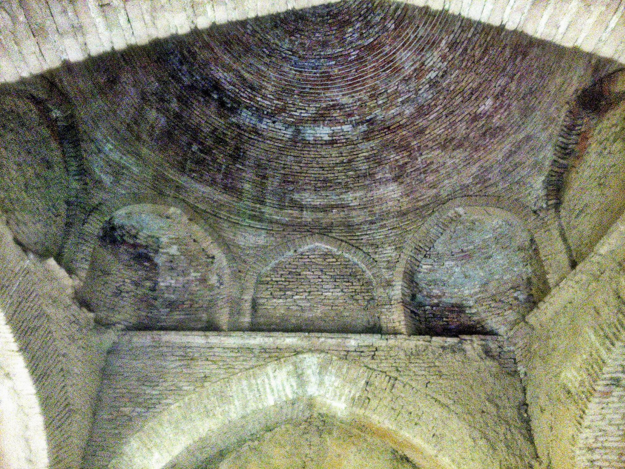 Interior - Dome