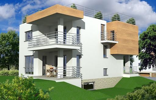projekt Nasz Dom wersja A