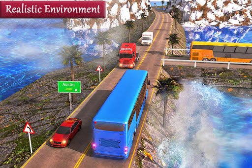 Off-road Bus Simulator for PC
