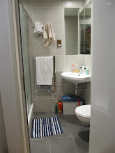 Photo: Bathroom which is en-suite to student room (not shared!)