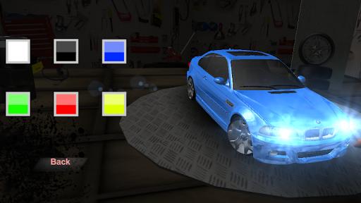M3 E46 Driving Simulator
