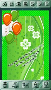 St.Patrick's Day Invitations - náhled