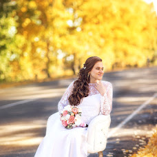 Wedding photographer Ekaterina Moskaleva (moskalevaekat). Photo of 10.10.2015