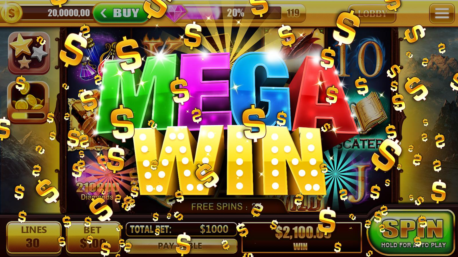 casino slots big wins