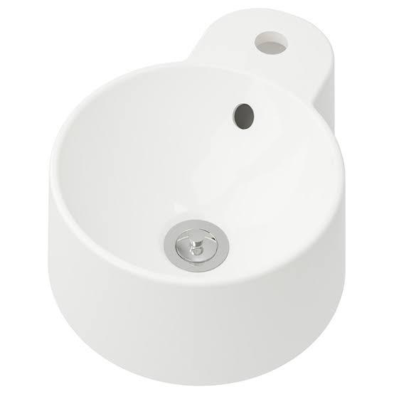 3. IKEA อ่างล้างหน้ารุ่น กุตวีคเกน (Gutviken)