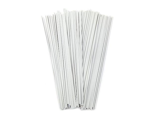 3Doodler Create+ PLA Plastic - 100 Strand Tube - Basilica White