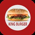 King Burger delivery app