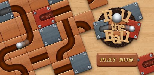 Roll The Ball Slide Puzzle التطبيقات على Google Play