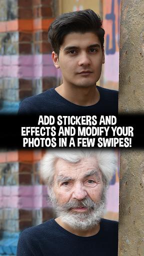 Gender Swap and Aging Camera App screenshot 3