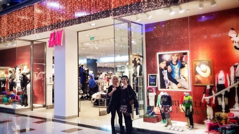 Establecimiento de H&M en el Gran Plaza de Roquetas.