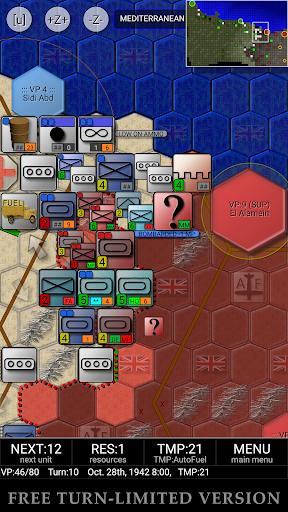 Second Battle of El Alamein: German Defense (free) 1.4.8.0 de.gamequotes.net 4