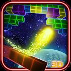 Brick Breaker 3D Neon: Atari Classic Arcade Game icon