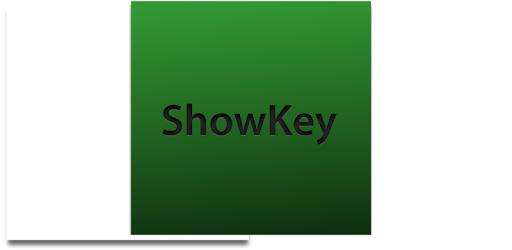 ShowKey Apk for Windows Download 1 0