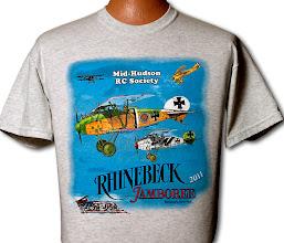 Photo: RCplaneWear design  for the Rhinebeck Jamboree 2011