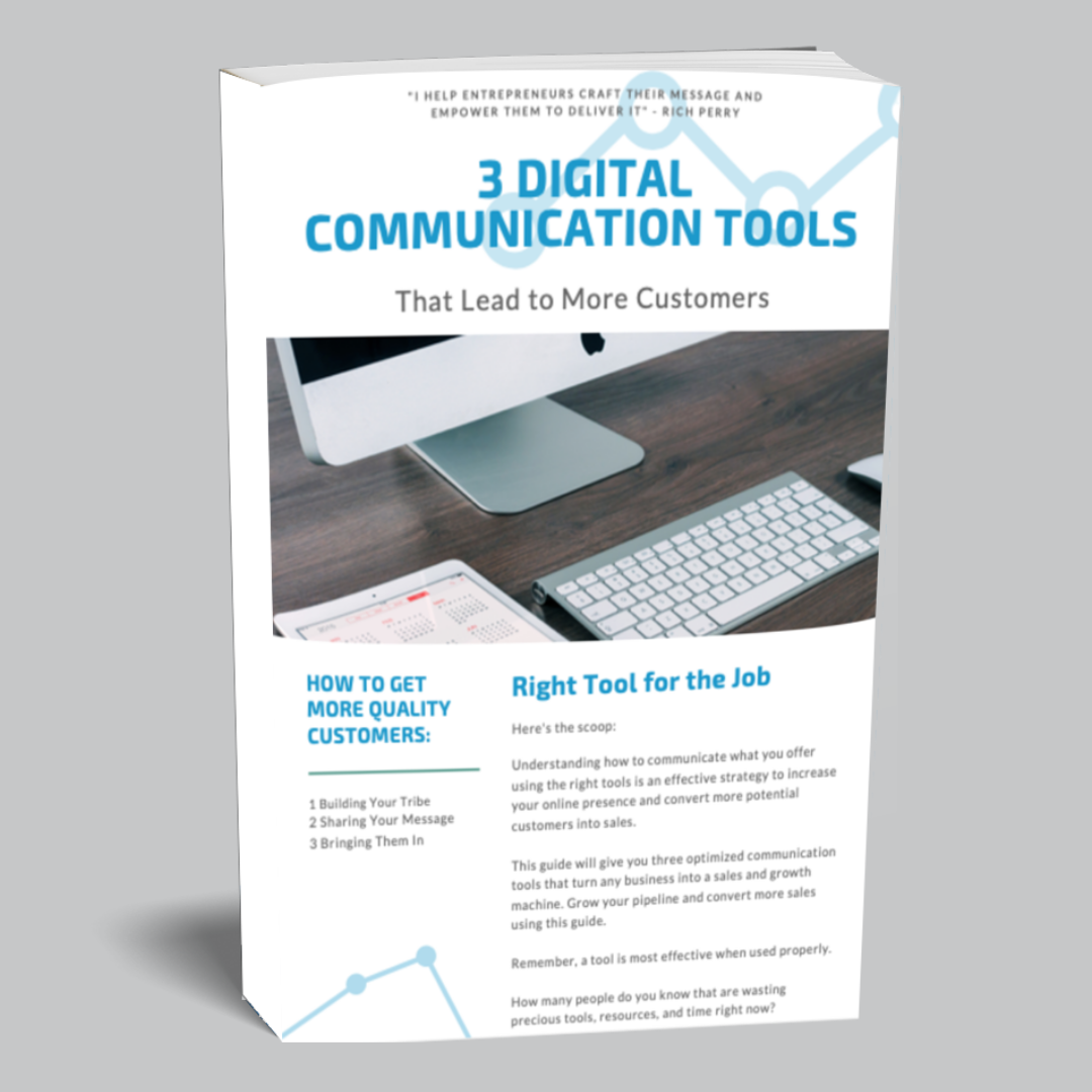 Download this Free Guide and Get 3 Digital Communication Tools That Lead to More Customers
