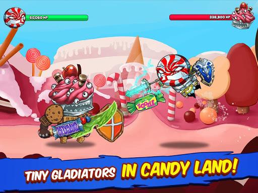 Tiny Gladiators - Fighting Tournament screenshot 9