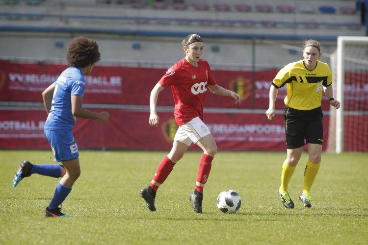 Super League: le Standard Femina rêve encore du titre